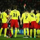 Miguel Layún, titular en derrota del Watford ante el líder