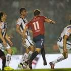 Veracruz alcanza al Monterrey al empatar 1-1 sobre el final