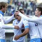 La victoria del Napoli ante Chievo Verona, en imágenes