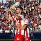 El Almería sale del pozo tras ganar por la mínima al Getafe