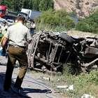 145 personas murieron en accidentes de tránsito en enero