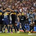 Boca goleó a River y se quedó con el Superclásico en Mendoza