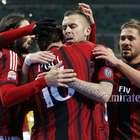 AC Milán se impone al Parma, colista de la Serie A