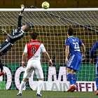 Mejores imágenes del empate entre Mónaco y Lyon