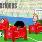 Parodias cómicas de las fallas más increíbles en fútbol