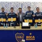 Boca volvió a la Argentina y Rolín presiona para ser titular