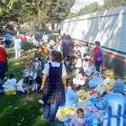 Fuga de gas en guardería del DF causa desalojo de 250 niños