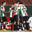 Palestino derrota 1-0 a Zamora en el grupo 5 de Libertadores