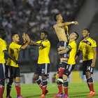 Colombia se despide del Hexagonal con goleada sobre Brasil