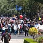 Marchas en DF hoy 6 de julio de 2015; bloqueos y vialidad
