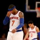 Anthony, inconforme con la elección de Knicks en el Draft