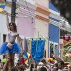 Mulher na vara e bonecões estão entre as tradições em PE