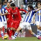 Xabi Prieto noquea al Sevilla con un gol 'in extremis'