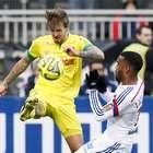 Lyon se impone al Nantes por la mínima, las mejores imágenes