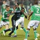 Saint Etienne empata ante Marsella en el último minuto
