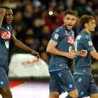 Napoli doblega al Sassuolo y sueña con Champions League