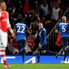 Mónaco bate 3-1 al Arsenal y pone un pie en Cuartos de Final