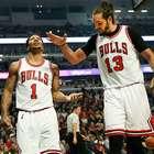 La NBA manda todo su apoyo al lesionado Derrick Rose