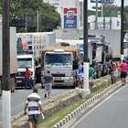 Diminuem os bloqueios de caminhoneiros nas rodovias, diz PRF