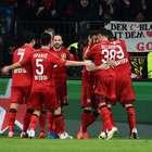 Leverkusen pega primero y derrota al Atlético en Champions