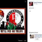 Roterdã teme revide de italianos antes de Feyenoord x Roma