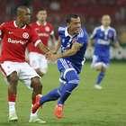 Las imágenes del choque entre Inter y la U en Porto Alegre