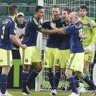Ajax elimina con facilidad al Legia de la Europa League