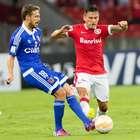 Aránguiz não treina e vira dúvida no Inter contra Emelec