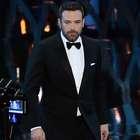 Ben Affleck le susurra al oído a Jennifer Lopez en los Oscar