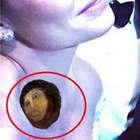 O que você viu no pescoço de Fernanda Souza? Veja os memes