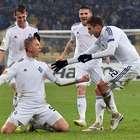 Dinamo de Kiev se impone al Guingamp y avanza a Octavos