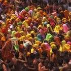 Los cinco mejores lugares en India donde celebrar el Holi