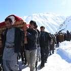 Afganistán: suman 245 muertos por peores nevadas en 30 años