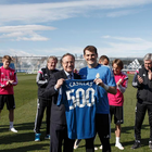 Real Madrid pay tribute to Casillas for 500 matches at club