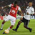 Goles de Santa Fe 3 Colo Colo 1, por Grupo A de Libertadores