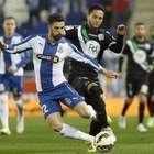 Espanyol hunde al Córdoba en el fondo de la tabla
