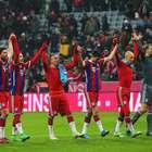 Bayern comemora aniversário com goleada sobre Colônia