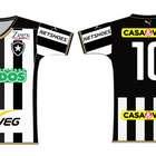 Botafogo fecha com cinco patrocinadores para clássicos