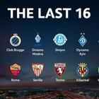 ¿Qué equipos están en octavos de la UEFA Europa League?