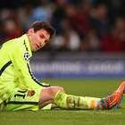 Lionel Messi seguirá lanzando los penaltis del Barça