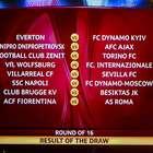 ¡Listos los Octavos! Europa League ya tiene sus duelos