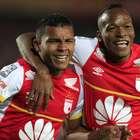 Santa Fé vence Colo-Colo e já abre 6 pontos do Atlético-MG