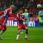 Las imágenes de la goleada del Bayern Munich al Colonia