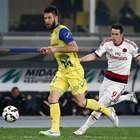 Fotos del empate aburrido sin goles entre Chievo y Milán