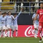 Con sufrimiento, Málaga logra derrotar al Getafe