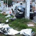 Motorista atropela e mata mulher na zona sul de SP