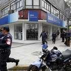 Policía atrapa a ladrones de clientes bancarios