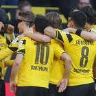 Dortmund win 4th in a row with victory over Schalke
