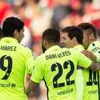Barcelona's victory over Granada at Los Carmenes, in photos