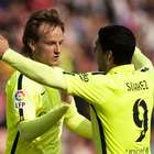 Suarez, Messi score as Barca beat Granada in Los Carmenes